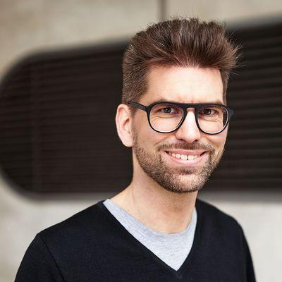 Porträt Jörg Stiehler